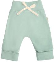 Штаны для младенцев Amarobaby Nature / AB-OD21-NМ6/34-62 (мятный, р. 62) -