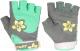 Перчатки для пауэрлифтинга Starfit SU-112 (M, серый/мятный/желтый) -