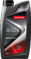 Моторное масло Champion Active Defence B4 10W40 / 8203916 (1л) -