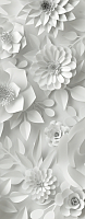 Фотообои Citydecor Цветы модерн 3D (100x254) -