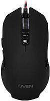 Мышь Sven RX-G955 (черный) -