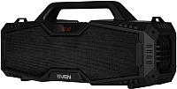 Портативная акустика Sven PS-480 (черный) -