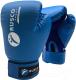 Боксерские перчатки RuscoSport 6oz (синий) -