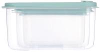 Набор контейнеров Miniso 7455 (3шт, зеленый) -