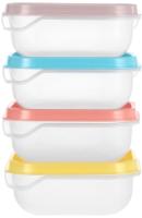Набор контейнеров Miniso 0392 (4шт) -