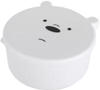 Контейнер Miniso We Bare Bears Белый медведь / 0521 -