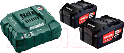 Набор аккумуляторов для электроинструмента Metabo 685050000