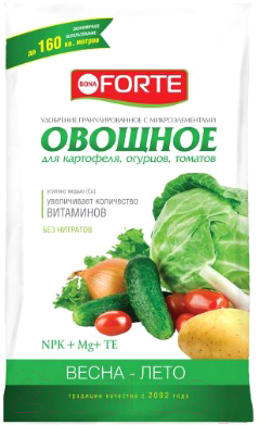 forte рахманинов Удобрение Гарден Воna Forte овощное
