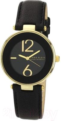 Часы наручные женские Anne Klein 1064BKBK женские часы anne klein 3754mplg