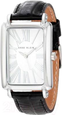 Часы наручные женские Anne Klein 1173SVBK женские часы anne klein 3754mplg