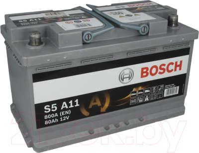 Автомобильный аккумулятор Bosch 0092S5A110