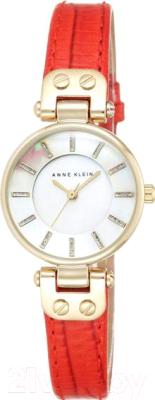 Часы наручные женские Anne Klein 1950MPRD женские часы anne klein 3754mplg