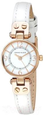 Часы наручные женские Anne Klein 2030RGWT женские часы anne klein 3754mplg