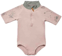 Купальник детский Happy Baby 50610 (розовый, р.104-110) -