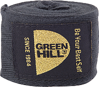 Боксерские бинты Green Hill BC-6235c (черный) -