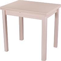 Обеденный стол Домотека Дрезден М-2 (молочный дуб/04) -