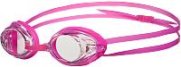 Очки для плавания ARENA Drive 3 1E035 91 (Pink/Clear) -