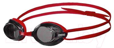 Очки для плавания ARENA Drive 3 / 1E035 54 (Red/Smoke)