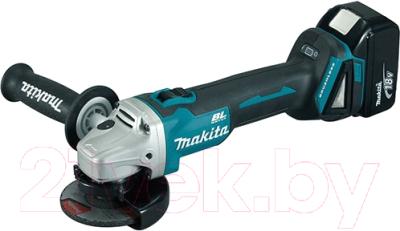 Профессиональная угловая шлифмашина Makita DGA504RF