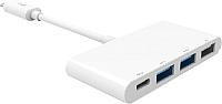 USB-хаб Yoobao YB-H1C3A/C 3.1 GEN1 -