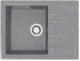 Мойка кухонная Berge BG-5850 (графитовый глянец) -