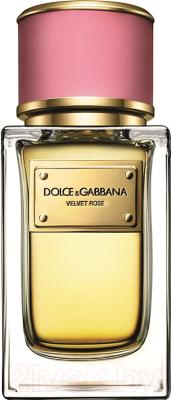 Парфюмерная вода Dolce&Gabbana Velvet Rose for Women парфюмерная вода dolce
