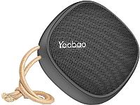 Портативная колонка Yoobao Mini-Speaker M1 (серый) -