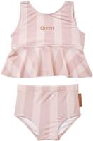 Купальник детский Happy Baby Двухпредметный / 50611 (розовый, р.92-98) -