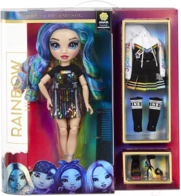 Кукла с аксессуарами Rainbow High Амайя Рейн / 572138EUC недорого