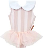 Купальник детский Happy Baby 50617 (розовый, р.80-86) -