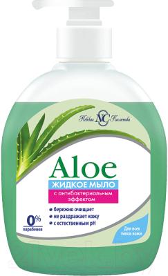Мыло жидкое Невская Косметика Алоэ недорого