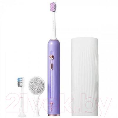 Электрическая зубная щетка Dr. Bei E5 электрическая зубная щетка dr bei ультразвуковая электрическая зубная щетка dr bei sonic electric toothbrush s7 marbling white