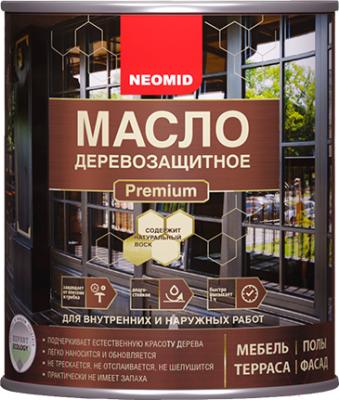 Масло для древесины Neomid Premium