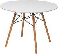 Обеденный стол Дамавер Daisy / DAISY80WHBCHW -