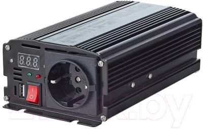 Автомобильный инвертор Geofox MD 500W
