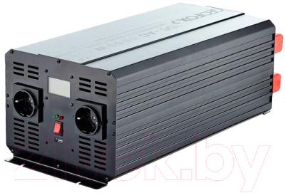Автомобильный инвертор Geofox MD 6000W/24v