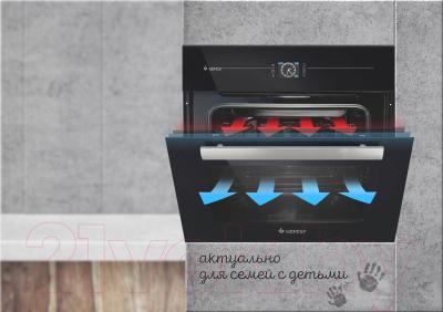 Электрический духовой шкаф Gefest 622-04 А1 S