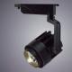 Трековый светильник Arte Lamp A1630PL-1BK -