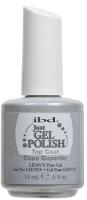Топовое покрытие для геля IBD Just Gel Top Coat (14мл) -