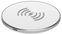 Зарядное устройство беспроводное Olmio 10W Quick Charge / 038527 (белый) -