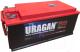 Автомобильный аккумулятор Uragan 190 R+ / 190 04 04 07 0501 17 12 9 4 (190 А/ч) -
