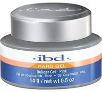 Моделирующий гель для ногтей IBD Builder Gel Pink конструирующий розовый (14г) -