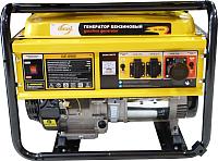 Бензиновый генератор Denzel GE-8900 (94639) -