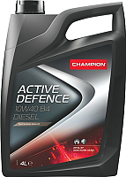 Моторное масло Champion Active Defence B4 Diesel 10W40 / 8204012 (4л) -