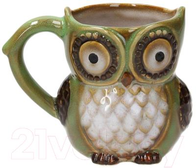Кружка Tognana Milk & Coffee Lucky Mug Сова / NL1AMD44461