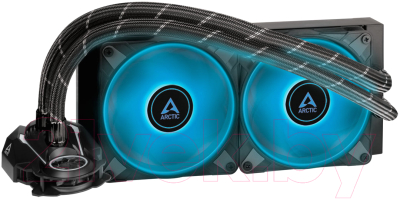 Кулер для процессора Arctic Cooling Liquid Freezer II 240 RGB (ACFRE00098A)