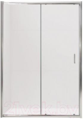 Душевая дверь BelBagno UNO-BF-1-135-M-Cr