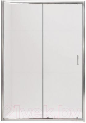 Душевая дверь BelBagno UNO-BF-1-155-M-Cr