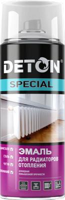 Эмаль Deton Special Алкидная для радиаторов отопления