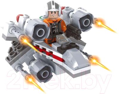 Конструктор Ausini Космос. Истребитель / 25322